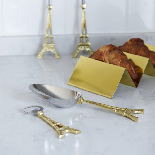 On interior Paris bottle opener ice spoon The Soul Collection set