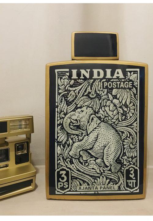 Bombay voorraadpot van Roon Living India