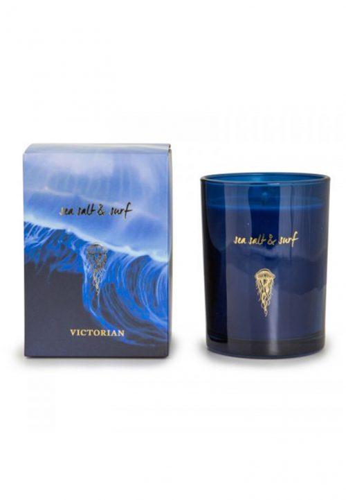 sea salt surf geurkaars victorian candle