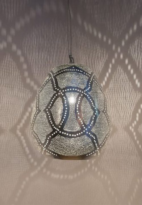 Zenza home Oosterse lamp Tahrir