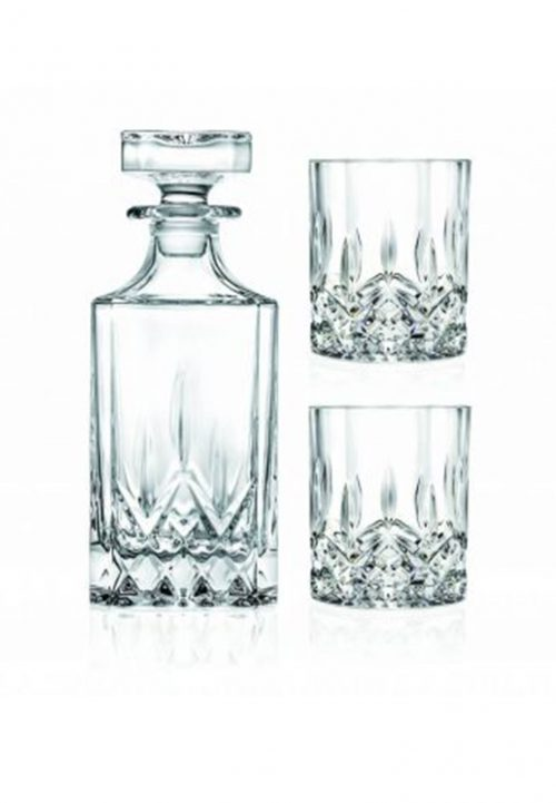whiskey set Bar The Soul Collection decanter