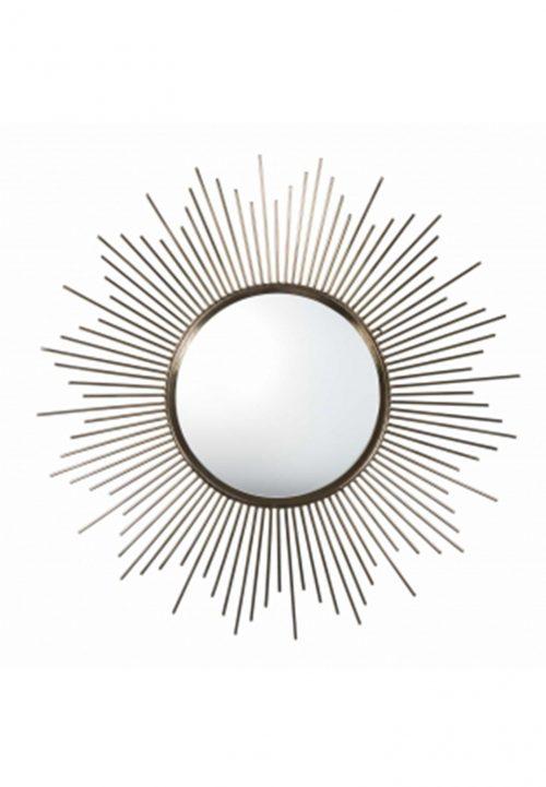 zonnenspiegel On interior goud