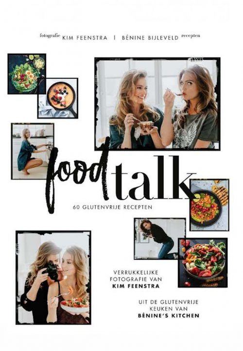 Food Talk Kosmos Uitgeverij Kim Feenstra Benine Bijleveld kookboek