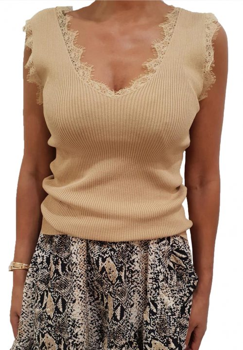 Snake Lace top Ambika Nieuwe collectie