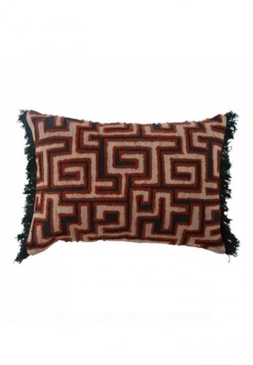 Makalo kussen Afrikaanse print GoRound interior decoratie