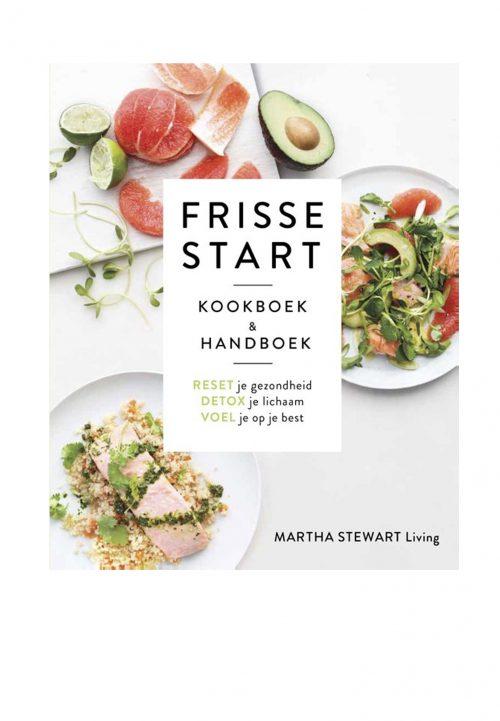 Frisse Start Kosmos uitgevers Kookboek Martha Stewart