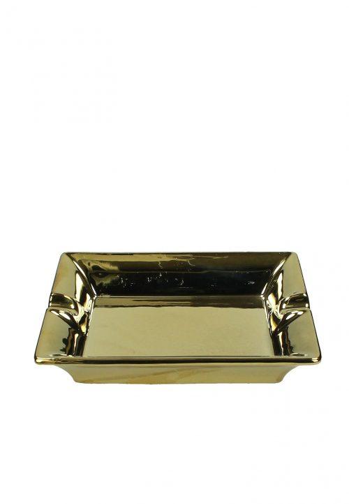 gouden asbak